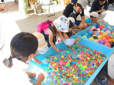 じょぶの夏祭り2015