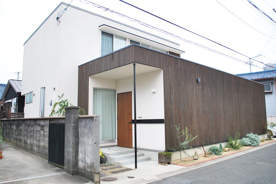 摂津の住宅①